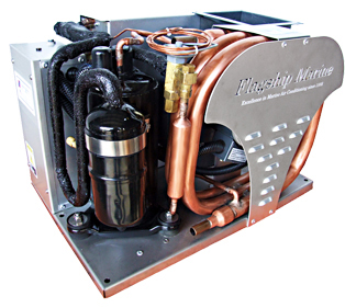 Self Contained Water Cooled Flagship Marine
